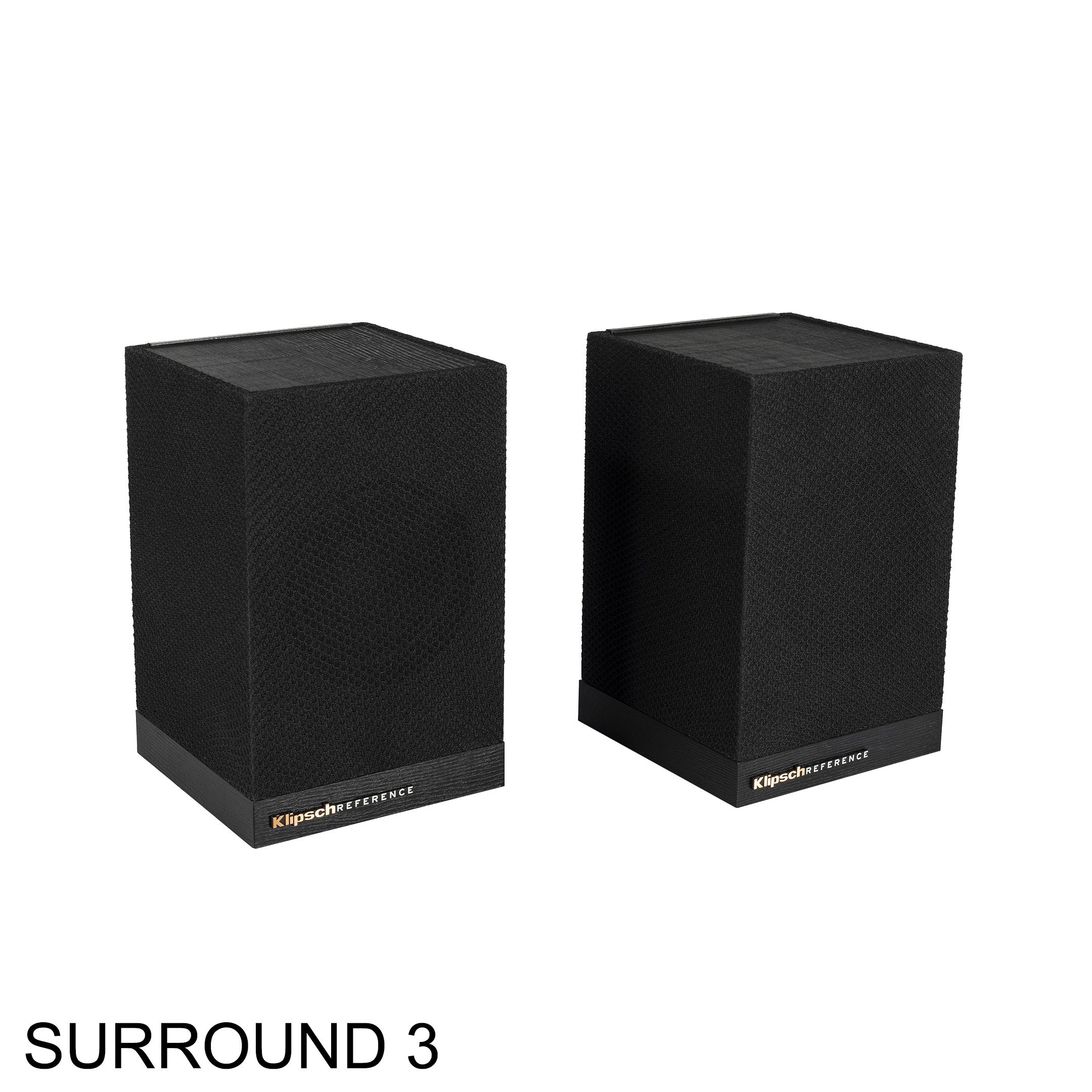 klipsch wireless surround sound speakers