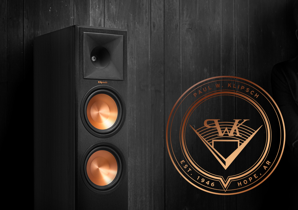 Klipsch: Available Exclusively In The UK Through Henley Audio