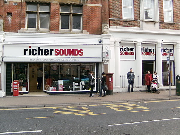 Richer Sounds Bournemouth