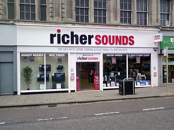 Richer Sounds Hull