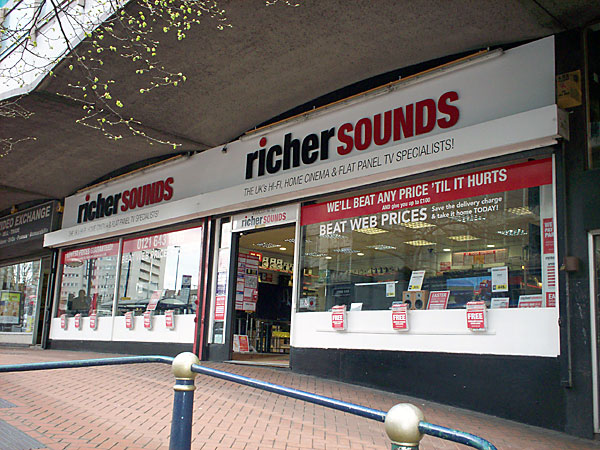 Richer Sounds Birmingham