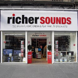 Richer Sounds Edinburgh