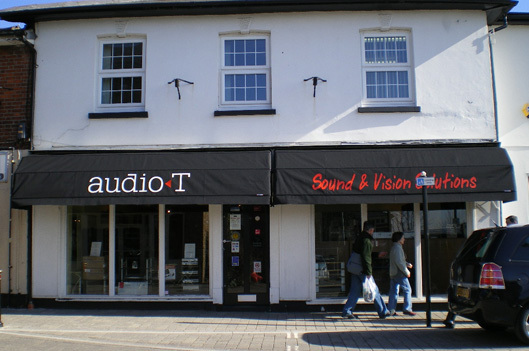 Audio T Brentwood