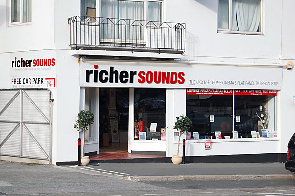 Plymouth Richer Sounds
