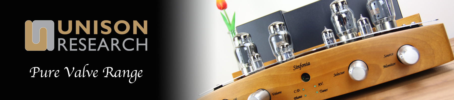 Unison Research: Available Exclusively In The UK Through Henley Audio