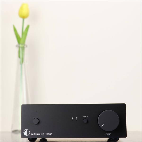Image of Pro-Ject Audio Systems A/D Box S2 Phono