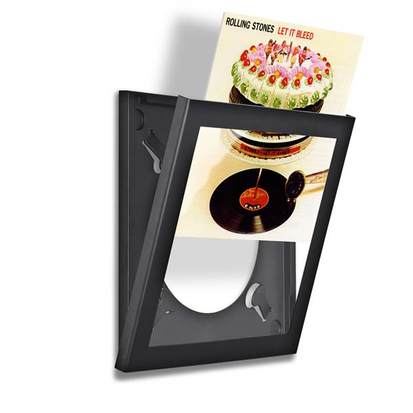 Image of Art Vinyl Play & Display Flip Frame