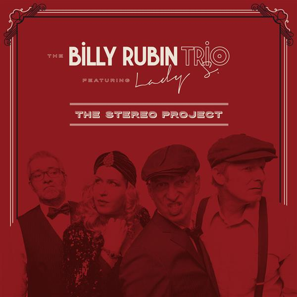 Image of Audiophile Vinyl Billy Rubin Trio Ft. Lady S