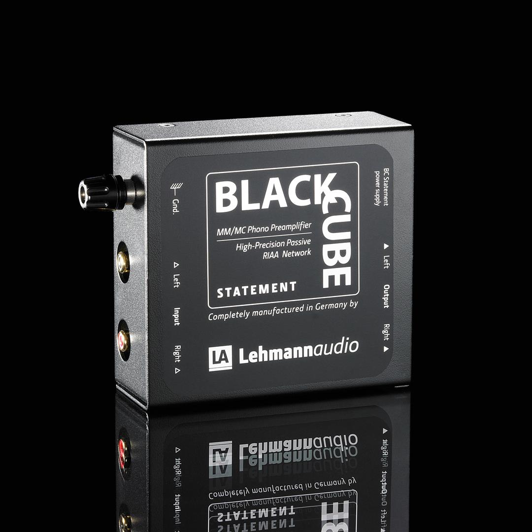 Image of Black Cube Statement