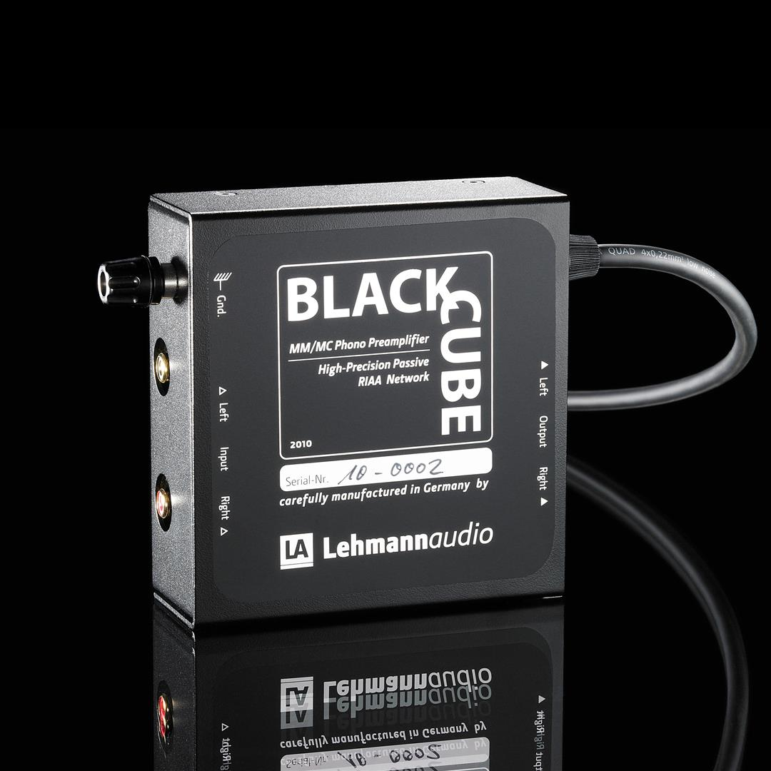 Image of Black Cube