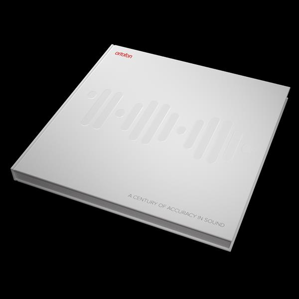 Image of Ortofon Hi-Fi Ortofon 100th Anniversary Book