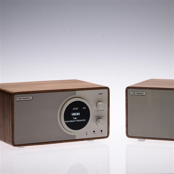 Image of +Audio THE+RADIO DAB+ Stereo