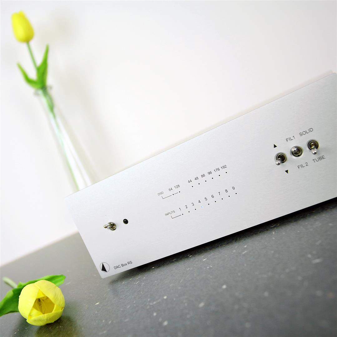 Image of DAC Box RS