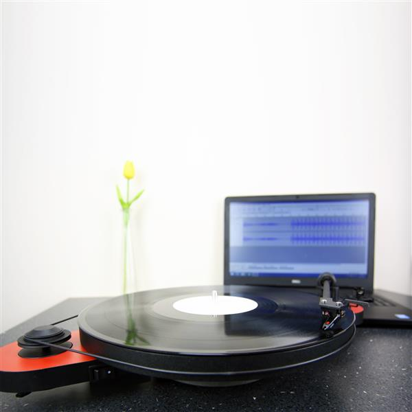 Image of Pro-Ject Audio Systems Elemental Phono USB