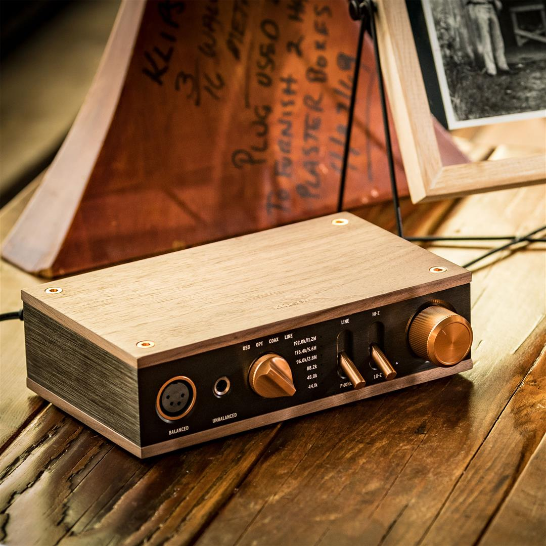 Image of Heritage Headphone Amplifier