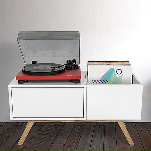Image of Glorious Turntable Lowboard