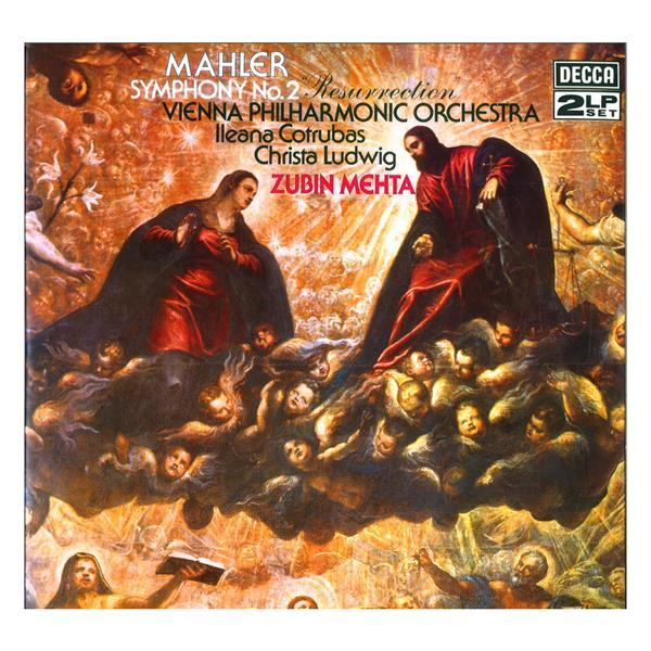 Image of Audiophile Vinyl Gustav Mahler - Symphony No.2