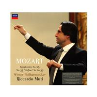 Thumbnail image of Audiophile Vinyl Mozart - No. 25, 35 & 39