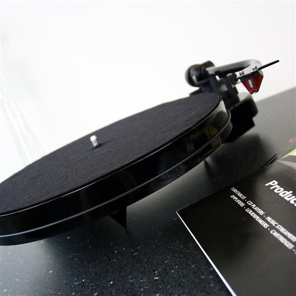 Image of Pro-Ject Audio Systems RPM 1 Carbon