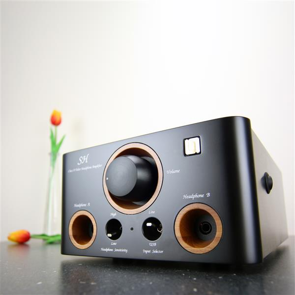 Image of Unison Research SH Headphone Amp