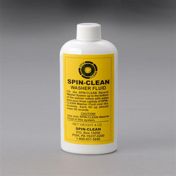 Image of Spin Clean Washer Fluid