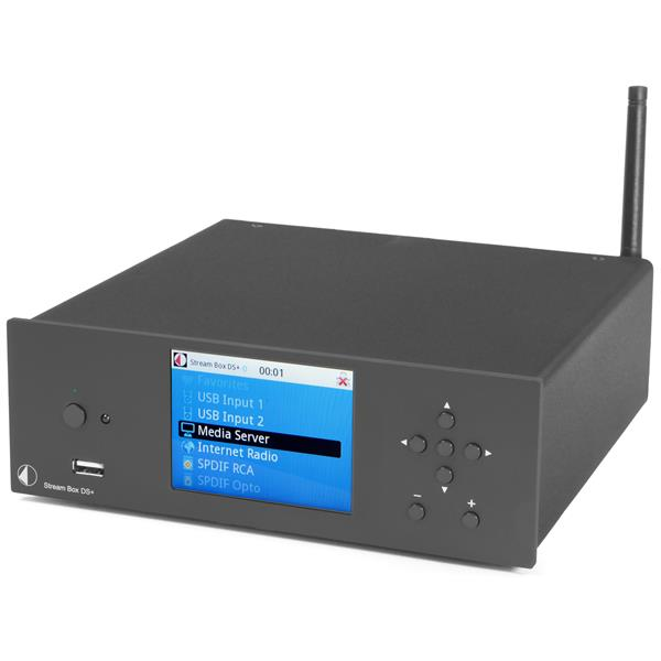 Image of Box-Design Stream Box DS+
