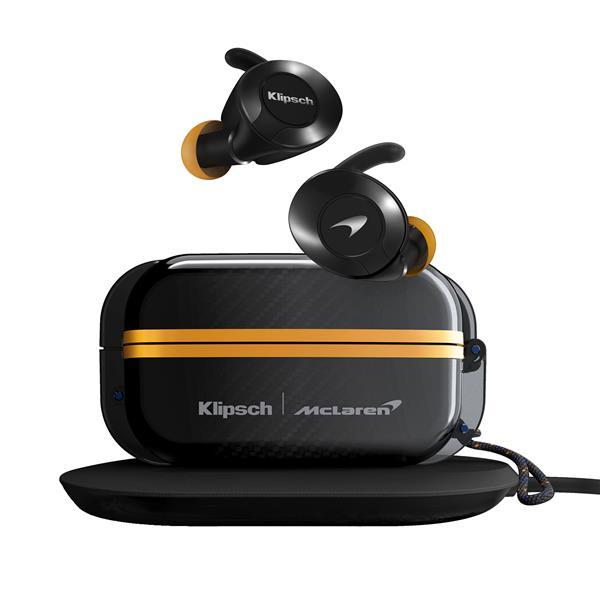 Image of Klipsch Lifestyle T5 II True Wireless Sport McLaren Edition