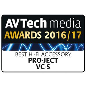 Pro-Ject VC-S, AV Tech Media, November 2016