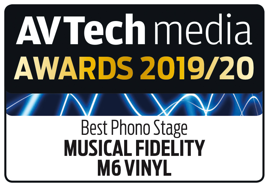 Musical Fidelity M6 Vinyl, AV Tech Media, December 2019