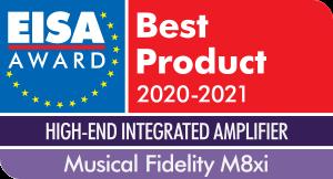Musical Fidelity M8xi EISA 2020