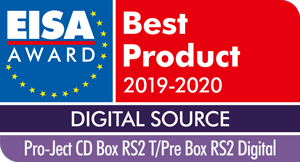 Pre Box RS2 Digital, EISA, 2019