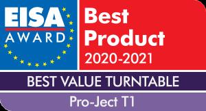 Pro-Ject T1 EISA 2020