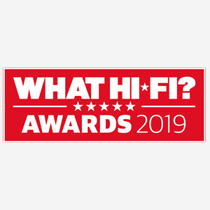 Klipsch T5M Wired, What Hi-Fi?, Award 2019
