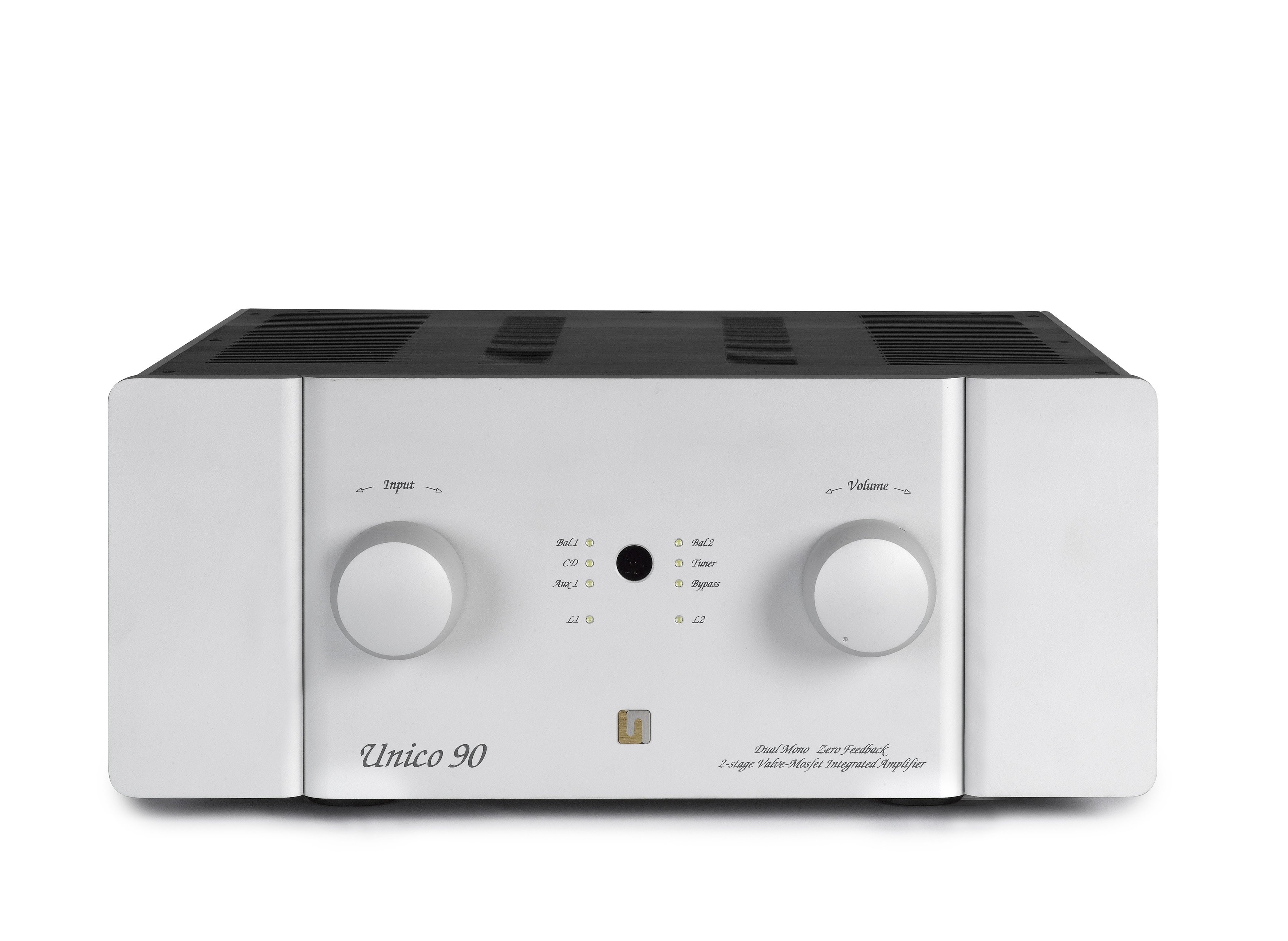 Unison Research Unico 90 100w Hifi Mosfet Amp Hi Fi World Review